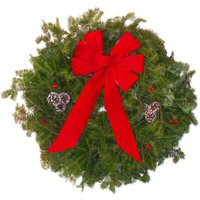 <strong><center>Holiday Greenery</center></strong>