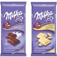 <strong><center>Milka Chocolate Bars</center></strong>