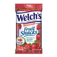 <strong><center>Welch's Fruit Snacks</center></strong>