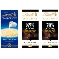 <strong><center>Lindt Chocolate Bars</center></strong>