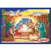<strong><center>Nativity Advent Calendar</center></strong>