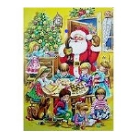 <strong><center>Count Down to Christmas Advent Calendar</center></strong>