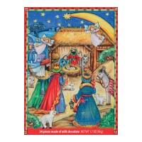 <strong><center>German Nativity Advent Calendar</center></strong>