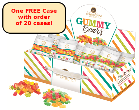 Signatures Gummy Bars