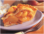 Caramel Apple Nut Hi Pie